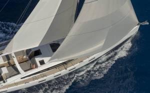 Argentous under sail