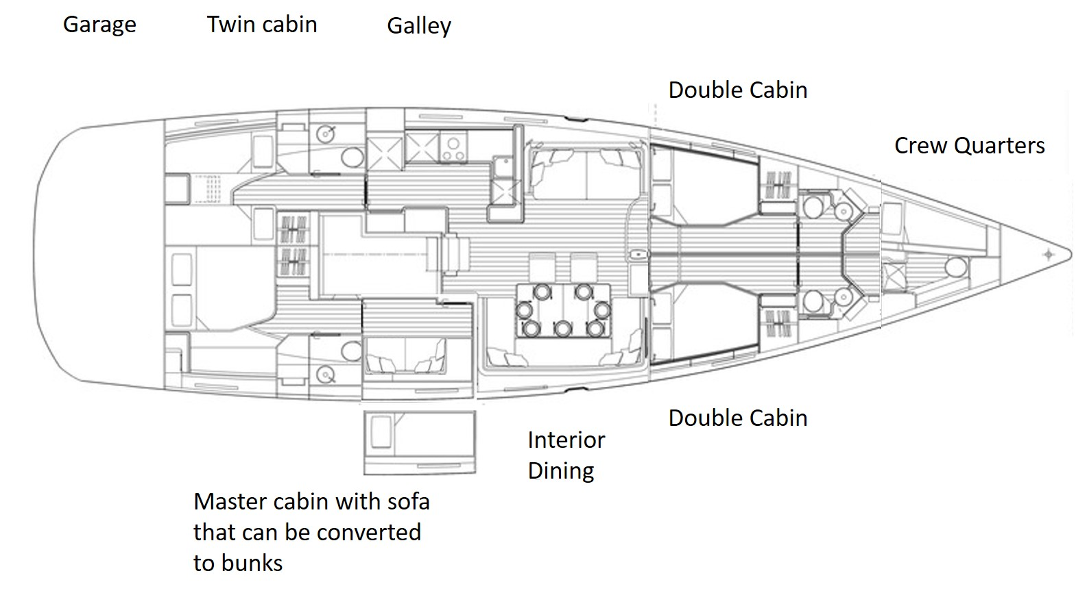Luxury Yacht Diagram Wiring Libraries Diagrams